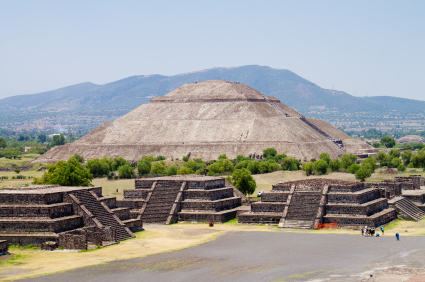 Teotihuacán - Descendants of Mayan Civilization